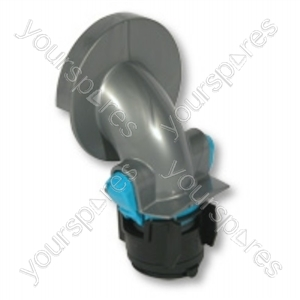 Valve Pipe Assembly Steel/turquoise