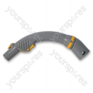 Wand Handle Assembly Grey/yellow Dc05