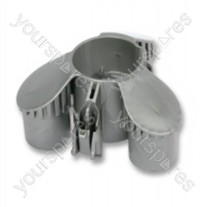 Toolholder Assembly Steel