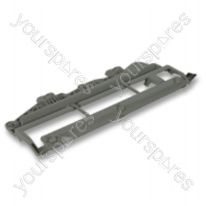 Soleplate Assembly Silver/steel