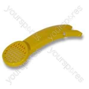 Wand Cap Yellow