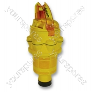 Cyclone Assembly Yellow/trans Dc14