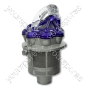 Cyclone Assembly Satin Purple