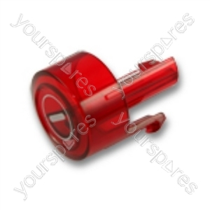 On/off Actuator Trans Scarlet