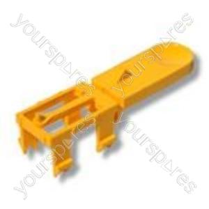 Dispender Tray Lock
