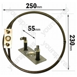 Belling 520 Fan Oven Element
