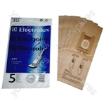 Electrolux Vacuum Cleaner Paper Bag - Pack of 5 (E23)