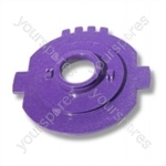 Motor Plate Purple