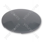 Glamour Cap Metallic Grey
