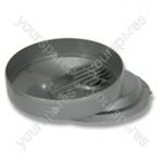 Motor Bucket Metal Grey Dc05