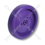 Dyson DC07PSL Rear Purple Vacuum Wheel