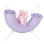 U Bend Assembly Lilac/pale Pink