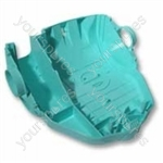 Motor Cover Lower Green Aqua