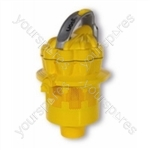 Cyclone Top Assembly Yellow Dc08