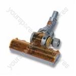Turbo Tool Steel/amber