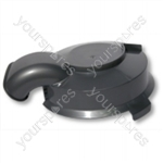 Motor Inlet Cover Dark Steel