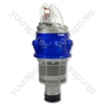 Cyclone Assembly Satin Blue