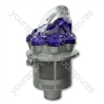 Dyson DC19 Cyclone Assembly Satin Purple