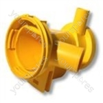 Pump Housing Yellow