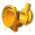 Pump Housing Yellow