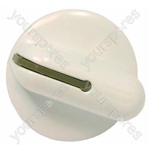 Indesit Cooker Control Knob (White)