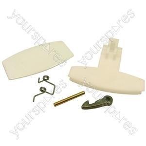 Ariston Door handle assembly
