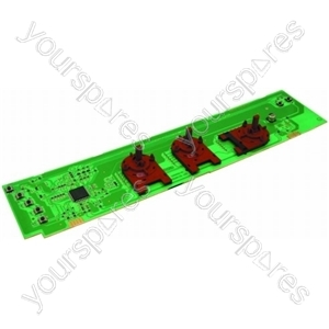Hotpoint WF430P Module PCB (Printed Circuit Board)