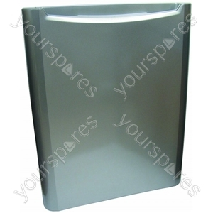 Freezer Door Assembly  592x747x69 Silver