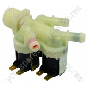 Indesit Washing Machine Triple Solenoid Valve