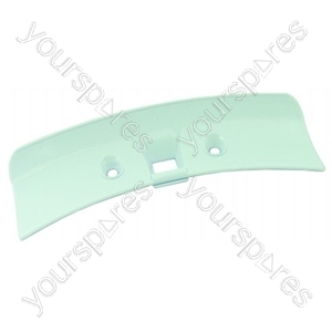 Hotpoint White 122mm Door Latch Cover