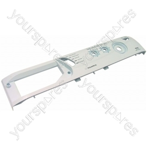 Indesit Washing Machine Console Panel