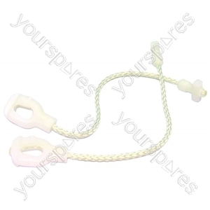 Hotpoint Door Hinge cable Spares