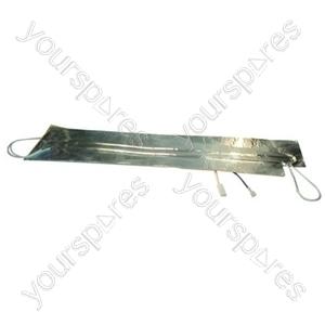 Hotpoint Refrigerator Defrost Heater & Drip Tray