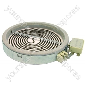 Creda 42213 Ceramic Hotplate Element Spares