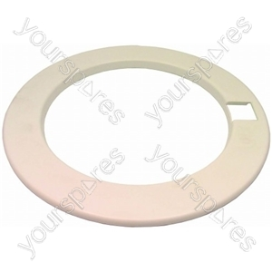 Indesit Washer Dryer White Outer Door Frame