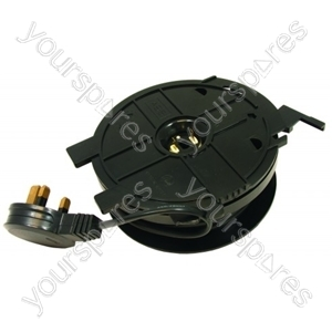 Hoover Vacuum Cleaner Cable Rewind Assembly
