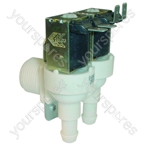 Hoover HSW2115M Washing Machine Cold Water Inlet Solenoid Double Valve