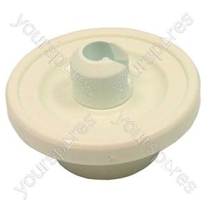 Candy Dishwasher White Lower Basket Wheel