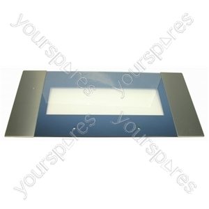 Door Glass Outer Small Oven