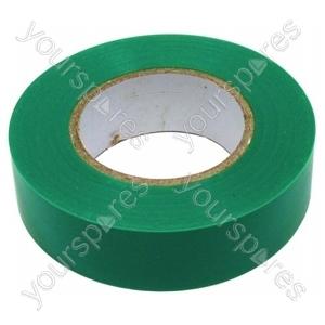 Insulation Tape 19mm X 20m Green