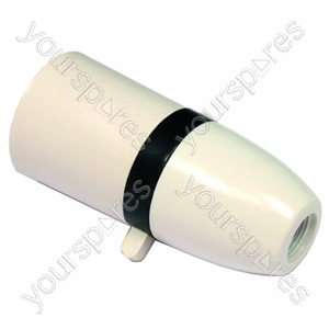 Straight Lampholder Switched 2 Amp T1 60w