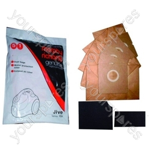 Morphy Richards Paper Bag - Pack of 5