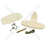 Hotpoint S1200AUK Door handle assembly