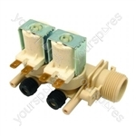 Indesit AL12UK Washing Machine Solenoid Dual Water Valve
