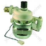 Indesit DI65UK Dishwasher Motor/Pump with Half Load Solenoid