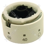 Creda IWD12 Delay-timer Knob (kit) White 27