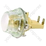 Indesit FDE1BR&WH Oven Light Assembly