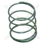 Export WT6010 Door release button spring Spares
