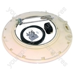 Creda W120FW Drum Front plate Spares