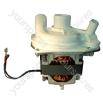 Hotpoint DF21W Circulation Pump and Motor